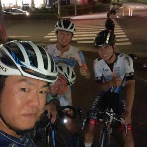 【ロードバイク】JBCFのYリーダーは半端なく強かったin尾根幹_20200918