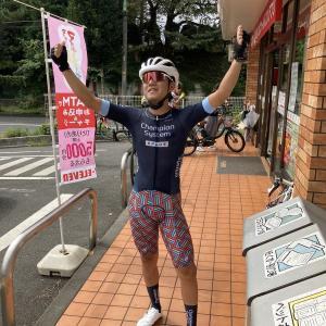 【ロードバイク】脳筋オレンジさんとの脳筋ライド_20200919