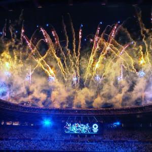 Tokyoオリンピック開幕