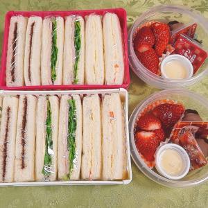 今日のお弁当♪