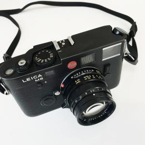 ライカM6 TTL
