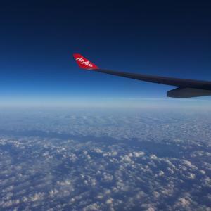格安航空エアアジアで成田からバンコク往復~2020年1月版~