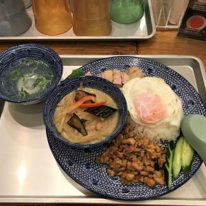 タイの食堂の雰囲気でカオマンガイ! マンゴツリーキッチン グランフロント大阪