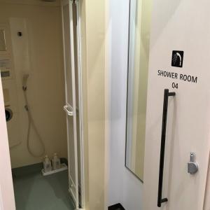 出発前にすっきり!関西国際空港シャワールーム