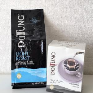 密かなトレンド、タイのコーヒー