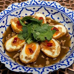 卵が主役のタイ料理 ベスト3