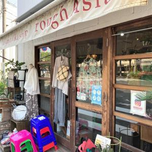 タイの日用雑貨を扱うお店、rough Asia