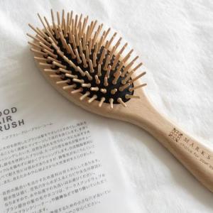 「顔のたるみ」や「頭皮の健康・血行促進」には、パドルブラシを使ったヘアマッサージが効果的!