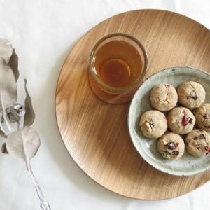 米粉とココナッツオイルのグルテンフリークッキー