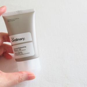 The Ordinary.(ジオーディナリー)の保湿クリーム「ナチュラル モイスチャライジング ファクター+ヒアルロン酸」
