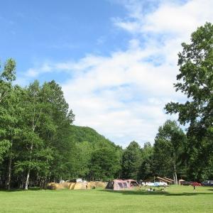 「北海道キャンプ日和」写真に写ったたくさんのオーブと、ほんの少しの精神世界。