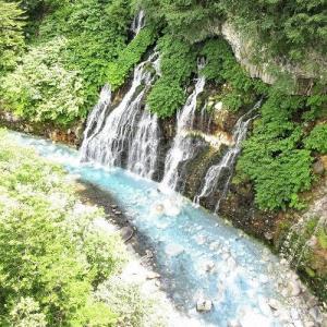 北海道キャンプ「美瑛・富良野編」景色はやっぱりこの辺が最高だと思う。