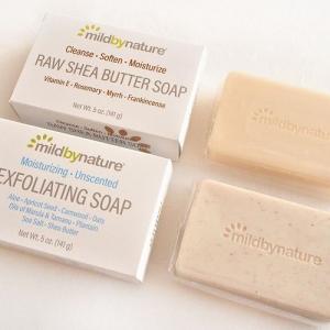 iHerbのプライベートブランド、Mild By Nature マイルドバイネイチャーの固形石鹸2種類を使ってみました!