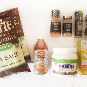 【iHerb*購入品紹介】ほぼ食品&スパイス編。栄養成分最強の青汁や、大好きなスモーク系スパイスなど