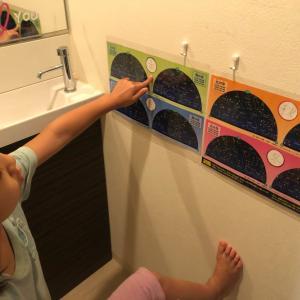 【続】星座ミッションと8歳娘の課題