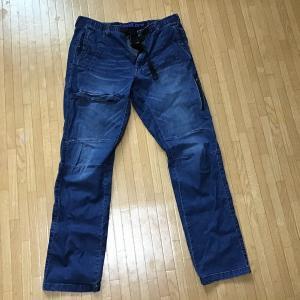 ワークマンで育児に適するズボンを見つけてきた!!