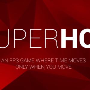 【無料配布ゲーム】Epic Gamesの配布キャンペーン3日目「SUPERHOT」が無料配布中!