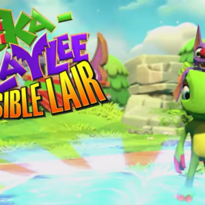 【無料配布ゲーム】Epic Gamesにて「Yooka-Laylee and the Impossible Lair」が無料配布中!