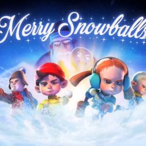 【無料配布ゲーム】Steamで「Merry Snowballs」が無料配布中!
