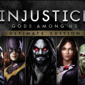 【無料配布ゲーム】Steamで「Injustice: Gods Among Us Ultimate Edition」が無料配布中!