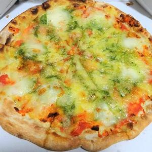 ガスト二日市店でテイクアウト半額キャンペーンのマルゲリータピザ299円が予想以上に美味しかった