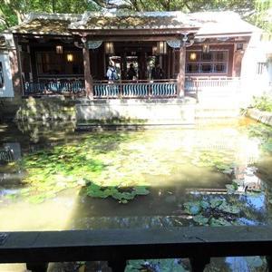 林本源園邸(林家花園)のアクセスは台北からMRT?龍山寺からバスで行ってみたよ