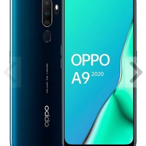 新しい携帯 OPPO A9