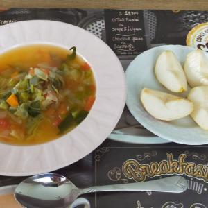 脂肪燃焼系スープダイエット!