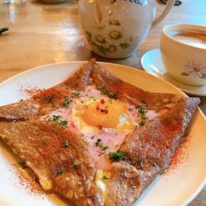 ~渋谷 ガレットリア~ サクサク本格ガレットと焙煎コーヒーで大人な渋谷デートをしよう