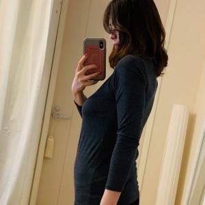 マタニティ日記⑨妊婦も体の変化に戸惑っている😲 妊娠5か月のお腹一挙にLook Back!