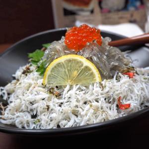 ~鎌倉~ 夢の海鮮丼と和スイーツを求めて <鎌倉和鮮・花仙>