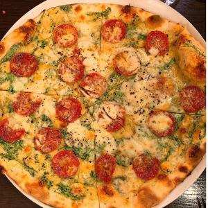 ~麻布十番 ピッツェリア・ロマーナ・ジャニコロ~  ローマ窯で豪快に焼き上げるピザ百名店の味( *´艸`)