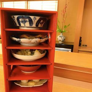 ~赤坂 浅田屋~ 加賀料理の老舗料亭で頂く、可憐な五段重弁当🌸