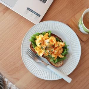 ながら朝ごはんとお弁当