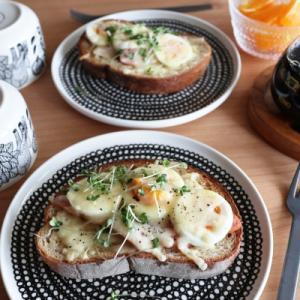 今日はなんだか眠い…。でも朝ごはんとおやつとお弁当と…。