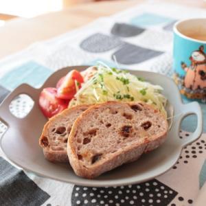 カンパーニュ朝ごパン