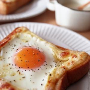 高カロリー朝パン