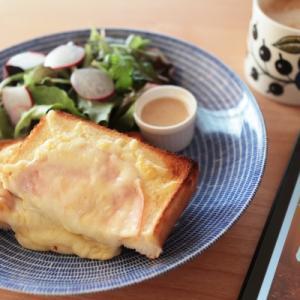 チーズとろ~り朝ごはんと今年初映画。