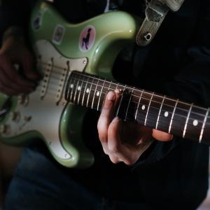 初心者向けエレキギターおすすめランキングTOP5