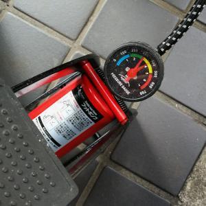 自転車の空気圧管理その3【米式バルブとスーパーバルブ】