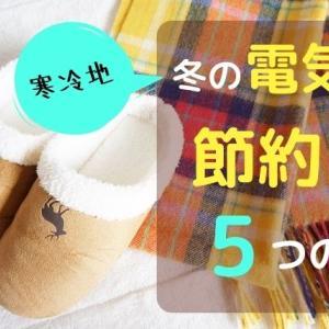 【まとめ】冬の電気代を節約する方法5つ! 長野県に住む我が家の場合