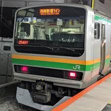 残業と湘南新宿ライン