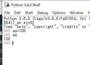 【独学】Python(パイソン) プログラミング④