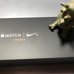 Apple Watch Nike+ 開封の儀