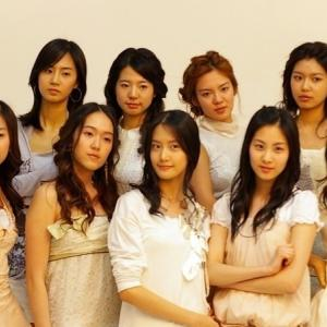 【少女時代「デビュー13周年の祝」】< 韓国の風−3252>