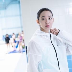 【シン・ミナ「映画のために選手のようなダイビング練習」】< 韓国の風−3273>