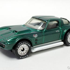 Corvette Grand Sport No.023