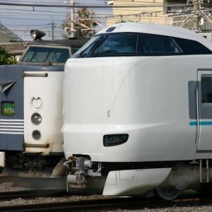 【583系】急行きたぐに 2011年京都総合運転所