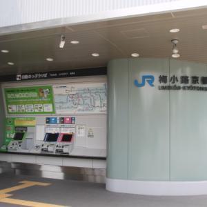 初めて、京都鉄道博物館に行ってみた Kyoto Railway Museum.