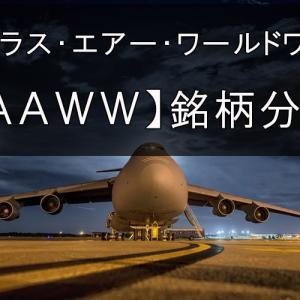 アトラス・エアー・ワールドワイド【AAWW】銘柄分析